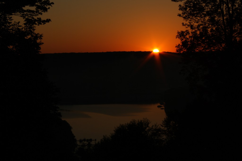 Deep Creek Lake Late Summer