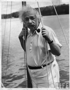 Einstein Deep Creek Lake