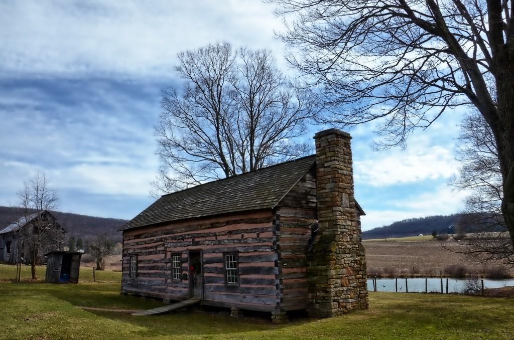 Drane House-Garrett County's Past