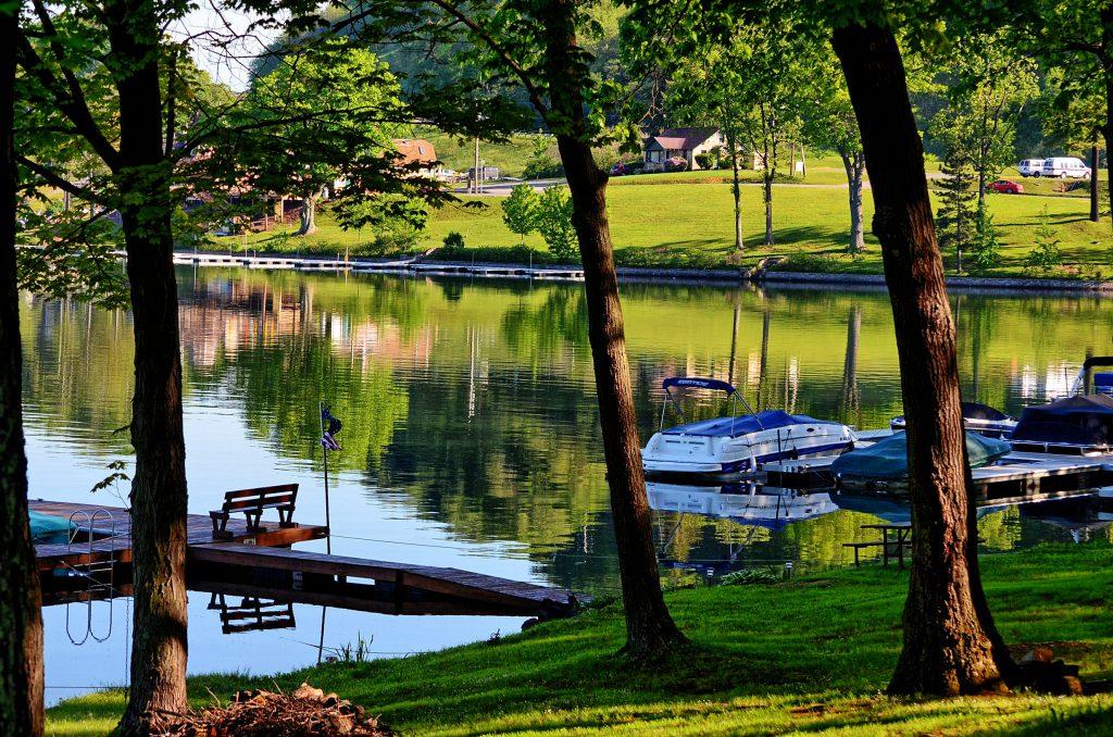 Memorial Day Deep Creek Lake 2016