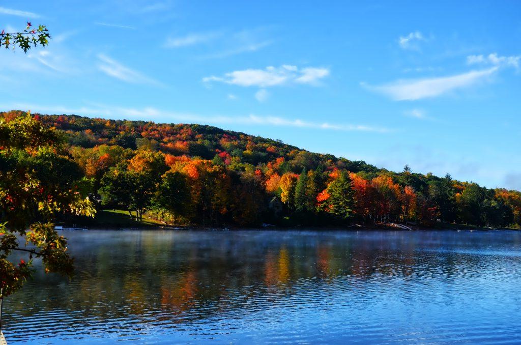 October Fall Foliage Gallery Deep Creek Lake