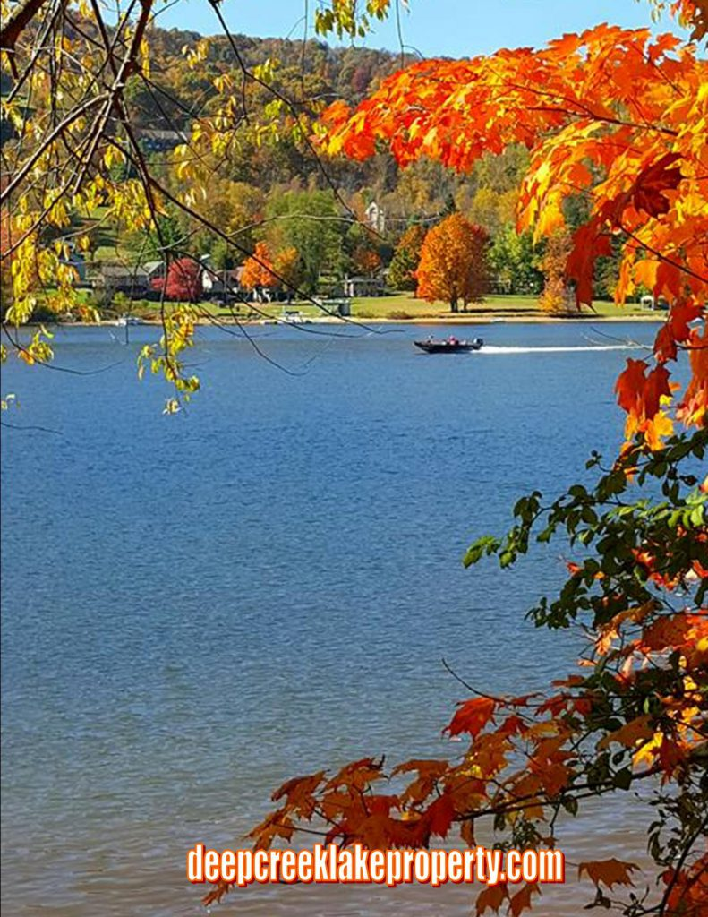 Early October 2016 Deep Creek Lake