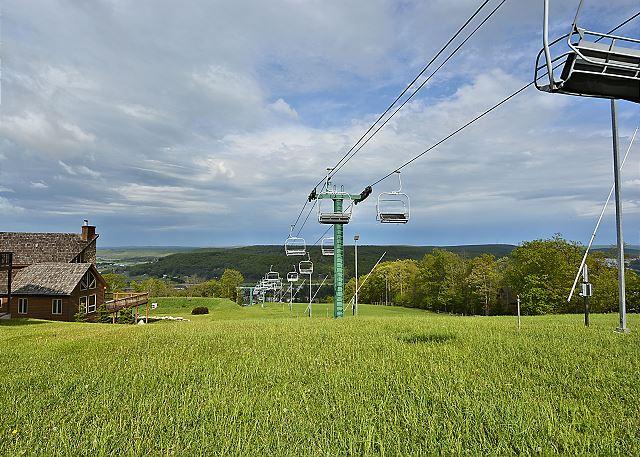 Ski/In Ski/Out Property-Wisp Resort