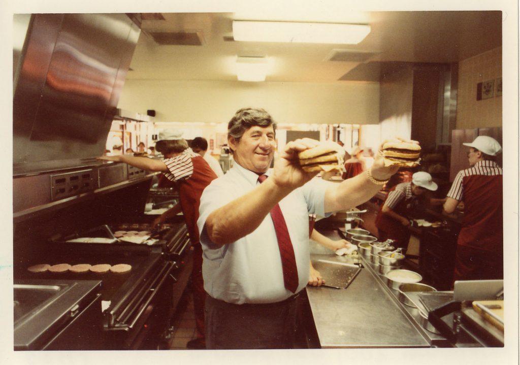 Big Mac inventor passes away-Deep Creek Lake News