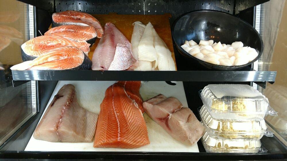 Trout's House Seafood- Deep Creek Lake