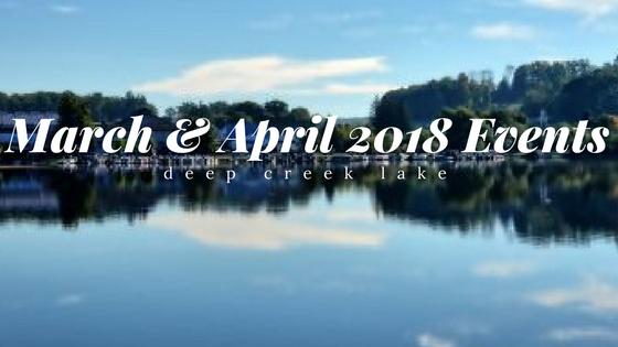Deep Creek Lake Event Update
