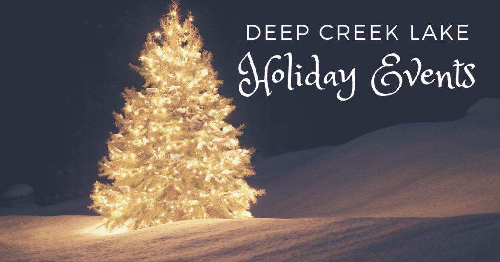 Deep Creek Lake Holiday Events