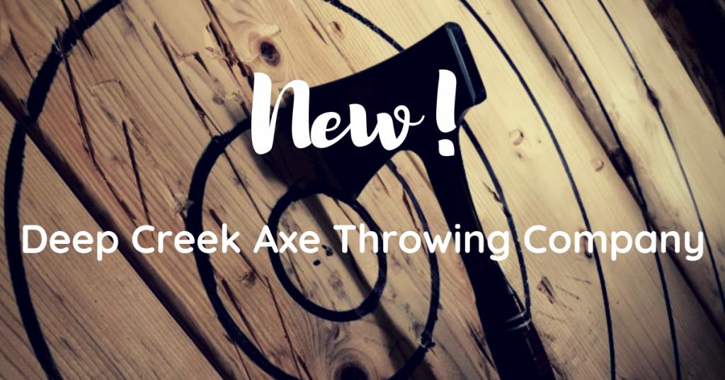 Deep Creek Axe Throwing Company
