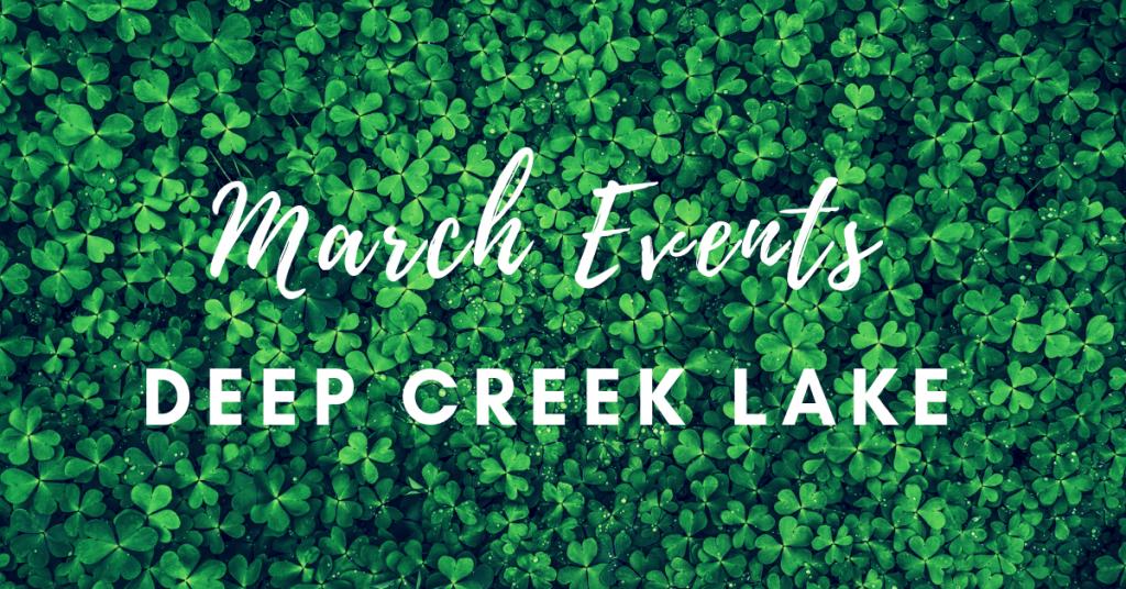 Deep Creek Spring Events