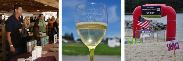 Deep Creek Lake Late Summer Events