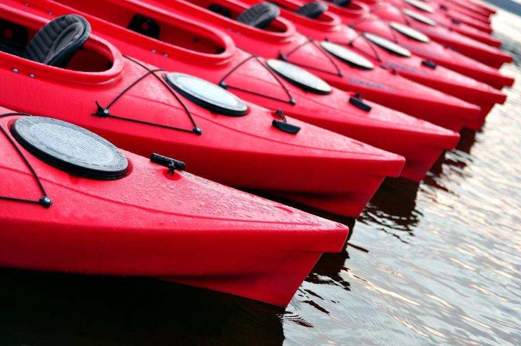 deep creek lake kayaking