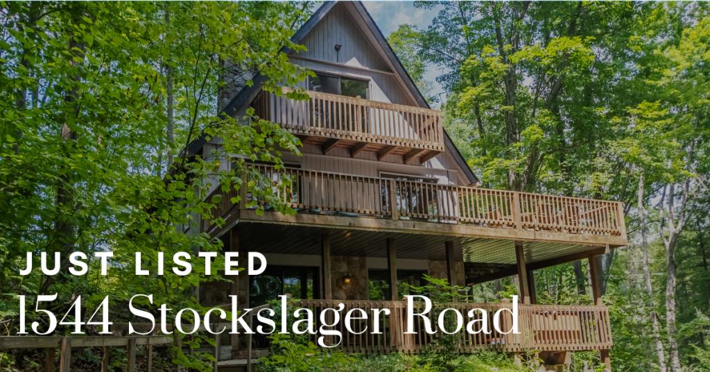 1544 Stockslager Road